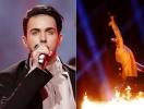 MELOVIN — Under The Ladder: как представитель Украины выступил в финале Евровидения (ВИДЕО)