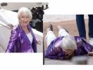 Хелен Миррен получила травму после падения на Каннском кинофестивале (ФОТО)