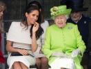 Как Меган Маркл удалось стать любимицей королевы Елизаветы II