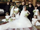 Куда делось свадебное платье Меган Маркл?