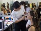 Ukrainian Fashion Week весна-лето 2019: backstage показов (часть 2)
