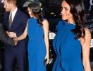 Все из-за платья: в Сети говорят о беременности Меган Маркл