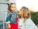 """""""Переживали, что будет ревновать"""": Анна Хилькевич о реакции старшей дочери на сестренку"""