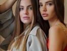 Виктория Короткова и Дарья Клюкина стали лучшими подругами