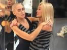Драма в семье Успенской: дочь певицы сломала челюсть и решилась побрить голову наголо