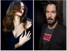 СМИ: Аджелина Джоли уже год встречается с Киану Ривзом
