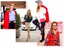 Lady in red Марина Аристова: как и с чем сочетать красные вещи?