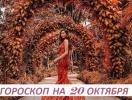 Гороскоп на 20 октября: кто ищет — вынужден блуждать