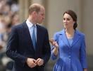 Кейт Миддлтон и принц Уильям устроили закрытый прием в Кенсингтонском дворце (ФОТО+ВИДЕО)