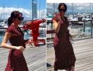 Меган Маркл на острове Фрейзер принимает комплименты из-за романтичного образа (ГОЛОСОВАНИЕ)