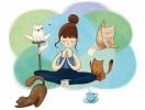 Секреты йогов: где найти энергию для яркой и продуктивной жизни