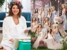 Регина Тодоренко устроила яркий baby shower в честь первенца (ФОТО)