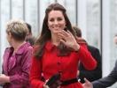 Стало известно, как Кейт Миддлтон худеет после третьих родов