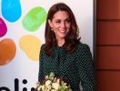 Кейт Миддлтон за рулем Range Rover´а приехала в Букингемский дворец (ВИДЕО)