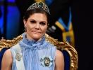 Шведская принцесса повторила образ своей мамы, надев платье, которому 23 года