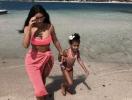 """""""Я и моя лучшая подруга!"""": Ким Кардашьян показала кадры совместной фотосессии с дочкой Норт"""
