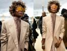 Наоми Кэмпбелл впечатлила необычной прической на модном показе Louis Vuitton (ГОЛОСОВАНИЕ)