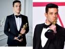 """Рами Малек упал со сцены """"Оскара"""", но это вряд ли испортит впечатление от его речи (ВИДЕО)"""