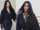 Ким Кардашьян продемонстрировала модный street style на прогулке в Лос-Анджелесе (ГОЛОСОВАНИЕ)
