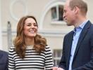 Кейт Миддлтон и принц Уильям впервые заговорили о малыше Меган и Гарри (ВИДЕО)