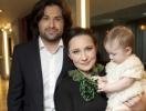 Продюсер Алена Мозговая и певец Дэвид Аксельрод показали подросшую дочь в новой фотосессии (ФОТО)