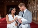 Почему новорожденный сын Меган Маркл и принца Гарри не получит королевский титул