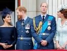 Герцоги Кембриджские и Сассекские запустили горячую линию помощи (ФОТО)