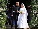 Первая годовщина: Меган Маркл и принц Гарри показали уникальные фото со свадьбы (ВИДЕО+ФОТО)