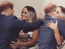Как давние друзья: принц Гарри и Рита Ора блеснули на благотворительном концерте (ФОТО)