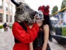 Santa Muerte Carnival: карнавал, мексиканский фуд-корт и текила от мэра в Киеве