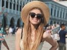 Певица Катя Гуменюк вернула свадебное платье весом в 32 килограмма