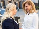 Международный скандал: жена премьер-министра Израиля резко отреагировала на украинскую традицию (ВИДЕО)
