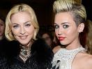 """Мадонна вступилась за обвиненную в изменах Майли Сайрус: """"Ты человечна!"""""""