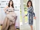 Модная вне времени: обзор лучших нарядов Анастасии Заворотнюк