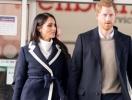 Меган Маркл и принц Гарри улетели в Рим на свадьбу друзей