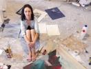 """Художница Евгения Антонова: """"Искусство может быть разным, ты можешь говорить на разные темы, но главное делать это честно"""""""
