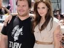 Анджелина Джоли и Джек Блэк в Каннах. ФОТО