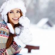Как ухаживать за волосами зимой, чтобы они выглядели роскошно