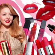 Красная помада, как у Тины Кароль: 6 бюджетных вариантов для макияжа губ, как у звезды