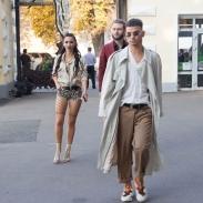 Ukrainian Fashion Week весна-лето 2019: streetstyle гостей (часть 3)