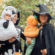 Как звезды отметили Хэллоуин-2018: Ким Кардашьян, Ева Лонгория, Наталья Водянова, Бейонсе и другие