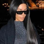 Ким Кардашьян появилась в Париже в провокационном наряде (ГОЛОСОВАНИЕ)