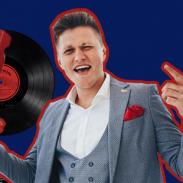 Что слушают творческие люди: любимые треки участника Improv Live Show Валика Михиенко