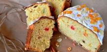 Рецепт кулича в хлебопечке