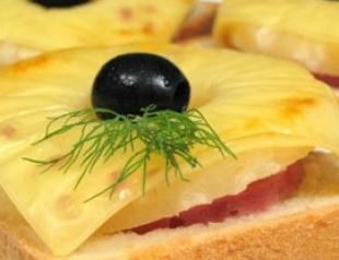 Хрустящие гавайские тостики: таких вы еще не пробовали!