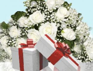 Список лучших подарков и антипрезентов на свадьбу