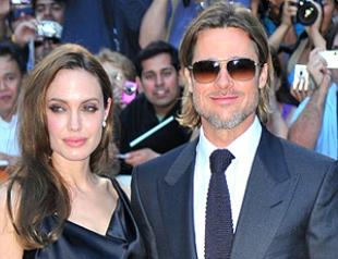 Лондонский дом семейства Джоли-Питт. ФОТО