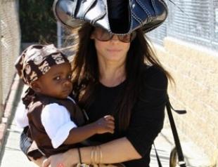 Уличная мода Голливуда: звездные детки. ФОТО