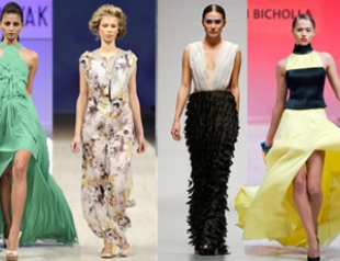 Итоги украинских недель моды: тренды 2012 года