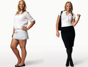Одеваемся правильно: как выглядеть стройнее